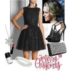 """""""Christmas Party 2"""" by veradediamant on Polyvore"""