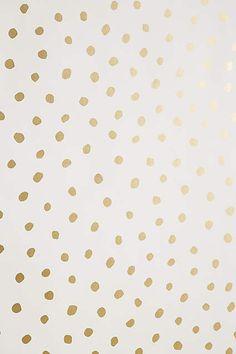 Glowing Pebble Wallpaper - anthropologie.com