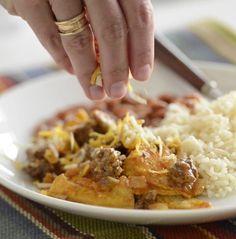Stack Cooker Fiesta Meal