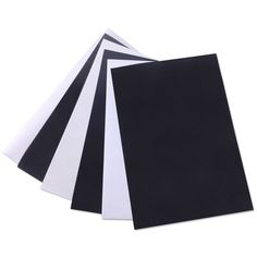 HappyFabric - Folienset Black and White
