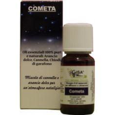 Cometa - Sinergia Olio essenziale per diffusori di aromi ad ultrasuoni - Gisa Wellness