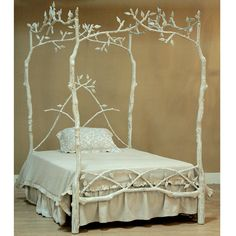 Forrest dreams canopy bed
