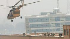 Afghanistan: IS gunmen dressed as medics kill 30 at Kabul military hospital - BBC News