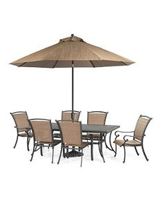 Paradise Outdoor Dining Sets & Pieces - Shop All Outdoor - Furniture - Macy's