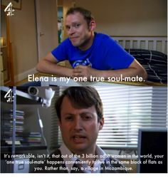mark corrigan love quotes
