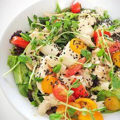 素敵参考にさせて貰いま ❤❤ - 247件のもぐもぐ - Tofu salad with wafu dressing by 12Dragon