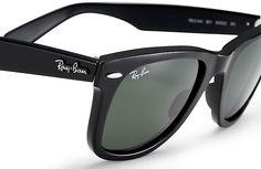 Ray-Ban 0RB2140-ORIGINAL WAYFARER CLASSIC Black SUN