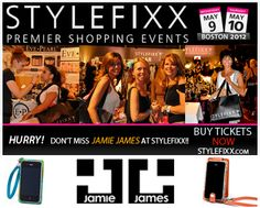 Want to score lots of swag? StyleFixx Boston - May 9 & 10. See you there!