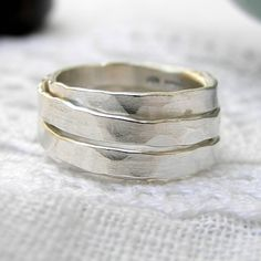 Wrapped Slim Silver Ring by anna k baldwin, the perfect gift for Explore more unique gifts in our curated marketplace. Jewelry Show, Jewelry Art, Jewelry Design, Jewelry Ideas, Jewlery, Silver Bangles, Silver Rings, Shoulder Necklace, Handmade Silver Jewellery