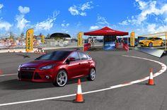 "Campaña Lanzamiento de Focus ST ""Exhilaration Tour"", Evento Raicing Capital en Autódromo www.pluiedeideas.com.mx"