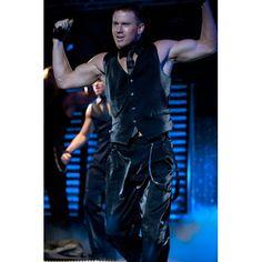 Channing Tatum, in Magic Mike