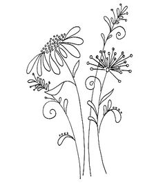Embroidery Pattern Botanical from m.blog.naver.com. jwt