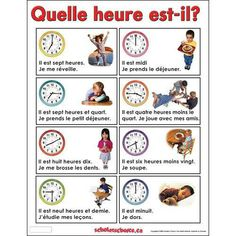 What time is it in French