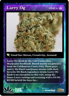 Larry OG | Repined By 5280mosli.com | Organic Cannabis College | Top Shelf Marijuana | High Quality Shatter