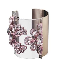 Cuff by Bijoux. Who doesn't love a great cuff? This is gorg!