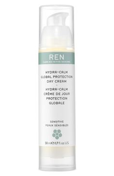 REN 'Hydra Calm' Day Cream available at #Nordstrom