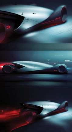 The 'Audi 2060' is a conceptual car for, well, 2060, whose cockpit lacks the traditional windscreen... READ MORE at Yanko Design !