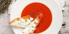Cinco receitas de sopas com menos de 100 calorias