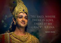 Radha Krishna Quotes, Radha Krishna Pictures, Radha Krishna Love, Jai Shree Krishna, Radhe Krishna, Life Quotes Disney, Mahabharata Quotes, Geeta Quotes, Beast Quotes