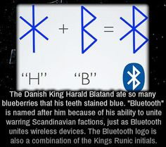 How Bluetooth Got Its Name