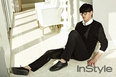 Sung Si Kyung - InStyle Magazine May Issue '14