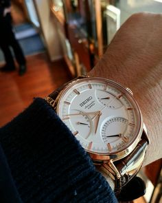 Owner's club Seiko Presage (SARB SARC SARX SARW...) - Page 19 Seiko Presage, Beautiful Watches, Vintage Watches, Omega Watch, Moon, Club, Electronics, Stuff To Buy, Accessories