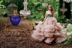 Muzyka z reklamy perfum Taylor Swift Wonderstruck
