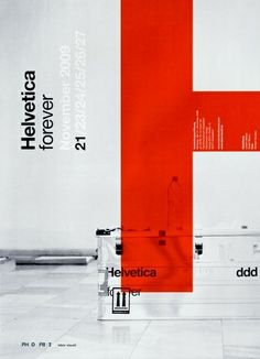 Helvetica forever by Morphoria design collective