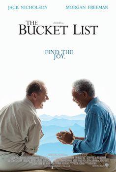 the bucket list - the movie
