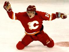 Theo Fleury Theoren Fleury, Nhl News, Edmonton Oilers, Ice Hockey, Calgary, All About Time, Stanley Cup, Sports, Shopping