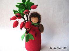 Petite-Fleurette - Hagebutte - Blumenkinder
