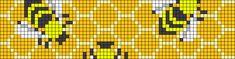 Alpha friendship bracelet pattern added by Clairibee. Loom Bracelet Patterns, Bead Loom Bracelets, Bracelet Crafts, Bead Loom Patterns, Beading Patterns, Cross Stitch Designs, Cross Stitch Patterns, Diy Friendship Bracelets Patterns, Motifs Animal