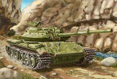 T-62M en Afganistán. La mejor colección de láminas militares en http://www.elgrancapitan.org/foro/