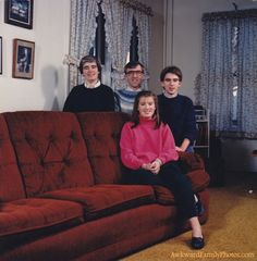 Awkward family photos -