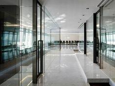 Natixis office by M Moser Associates, Hong Kong office 2