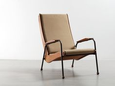 Jean Prouvé Métropole Visiteur FV 12 armchair, 1948