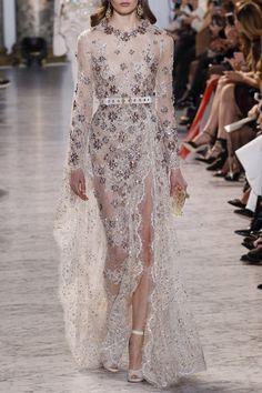 "senyahearts:  ""Elie Saab, Spring 2017 Couture  """