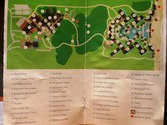 Resort Map of Secrets Playa Mujeres