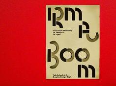 Poster Irma Boom van Jang Hyun Han