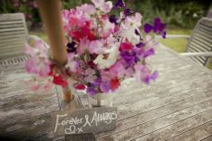 Becky and Tom's English country farm wedding, with hay bales, cider and sunshine.