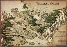 Tilvarel Valley by Brian-van-Hunsel on DeviantArt