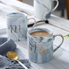 Mr-Mrs-Couples-Camping-Ceramic-Coffee-Mug-Set-14oz-Coffee-Cup-Wedding-Gift-For-Bride-and-Groom-Parents-Anniversary-Present-Engagement-Gifts-For-Him-and-Her-0-4