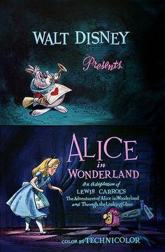 walt disney presents: alice in wonderland