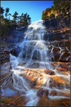 A Nature Getaway – Hiking Arethusa Falls, NH