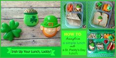Mamabelly's Lunches With Love: Easy St. Paddy's Day Lunch Ideas