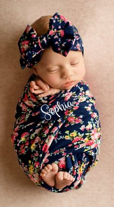 We carry the most beautiful collection of Personalized Baby Blankets, Personalized Swaddle Blankets and Baby Girl Blankets perfect for newborn photos and gifts! Baby Outfits, Summer Outfits, Newborn Girl Outfits, Toddler Outfits, Toddler Girls, Dress Outfits, Bebe Real, Personalized Baby Blankets, Personalized Baby Clothes