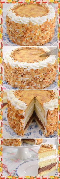 Pan Dulce, Cupcakes, Churros, Flan, Vanilla Cake, Cake Recipes, Cake Decorating, Bakery, Food And Drink