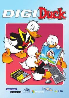 Programmeren is leuk! Speciale Donald Duck vraagt aandacht voor belang van leren programmeren op school.