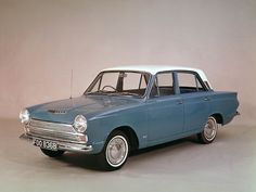 The Ford Cortina Mk1 was launched in 1962, and proved an immediate hit for its maker. The engineering, lightness and overall rightness for its purpose have