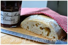 Lazy Sourdough bread from Journal of a French Foodie - Thermomix recipe